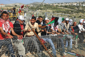 5th anniversary of protests in Bilin